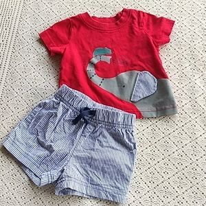 Carter's CHILD OF MINE Outfit (0-3M)